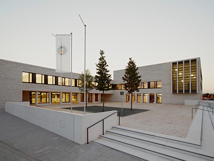 Gymnasium Riedberg, Frankfurt