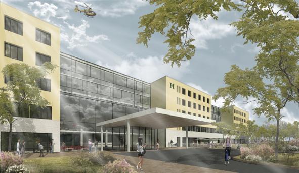 Helios Dr. Horst Schmidt Kliniken, Wiesbaden