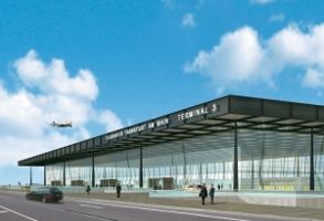Flughafen Terminal 3, Frankfurt