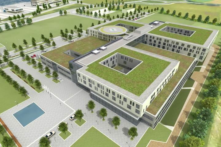 Hochtaunus-Kliniken, Bad Homburg