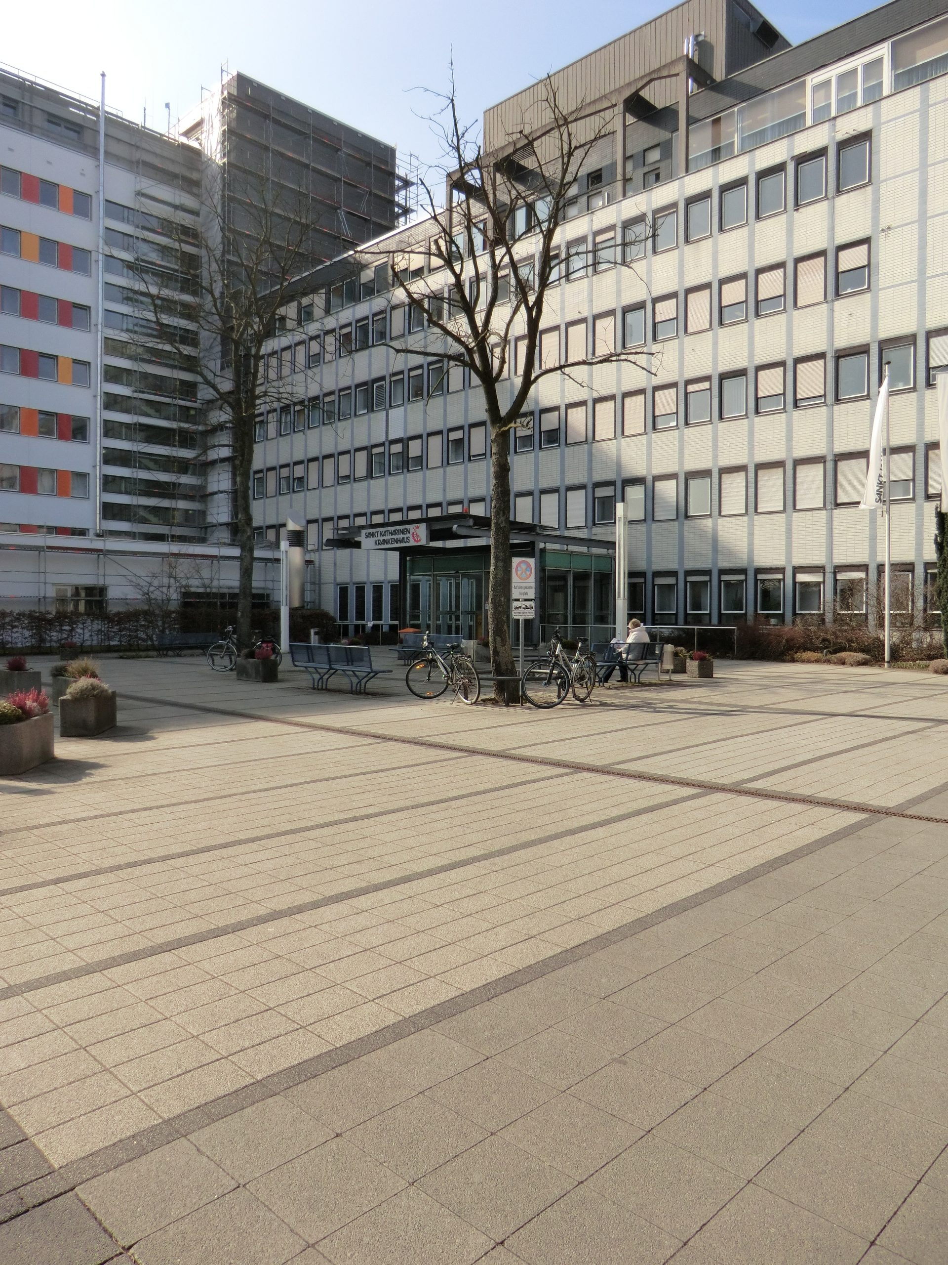 Sankt Katharinen Krankenhaus, Frankfurt
