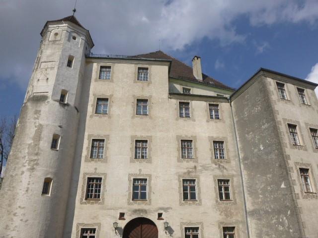 Hohes Schloss – Pappenheimerstraße, Bad Grönenbach