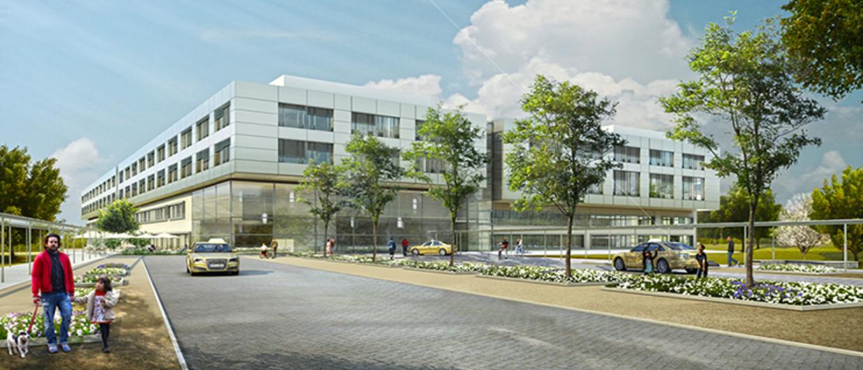 SLK Klinik, Heilbronn