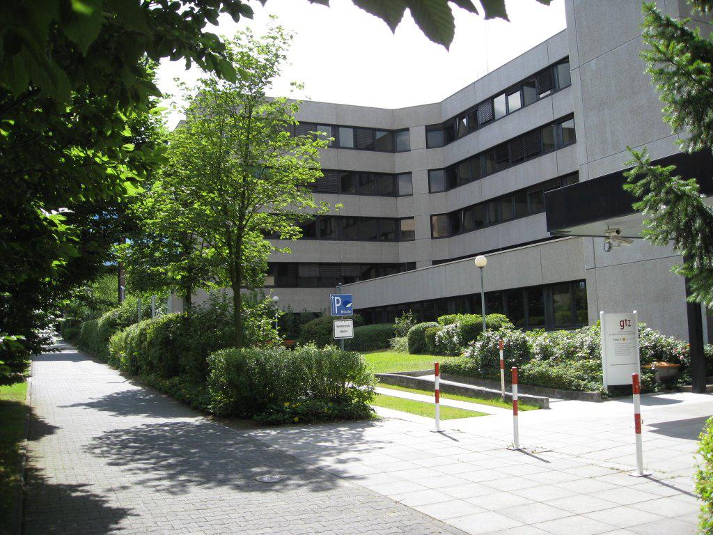 Deutsche Gesellschaft für Internationale Zusammenarbeit (GIZ), Eschborn