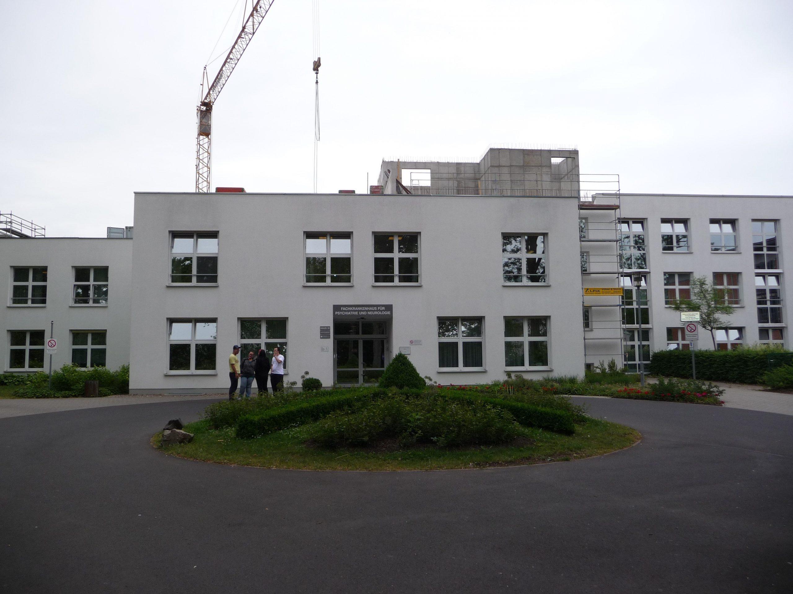 Fachkrankenhaus für Psychiatrie und Neurologie, Hildburghausen