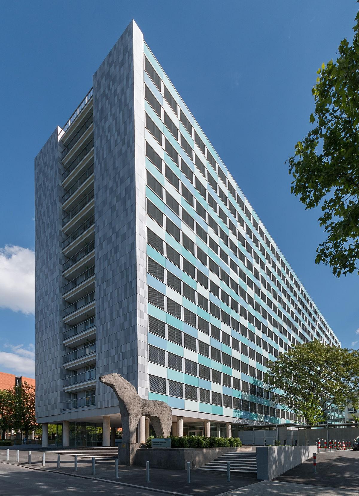Statistisches Bundesamt – Revitalisierung, Wiesbaden